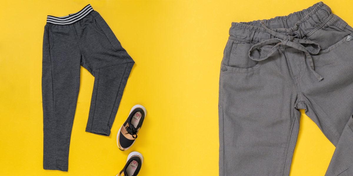 Calças estilosas: dicas para homens, mulheres e crianças
