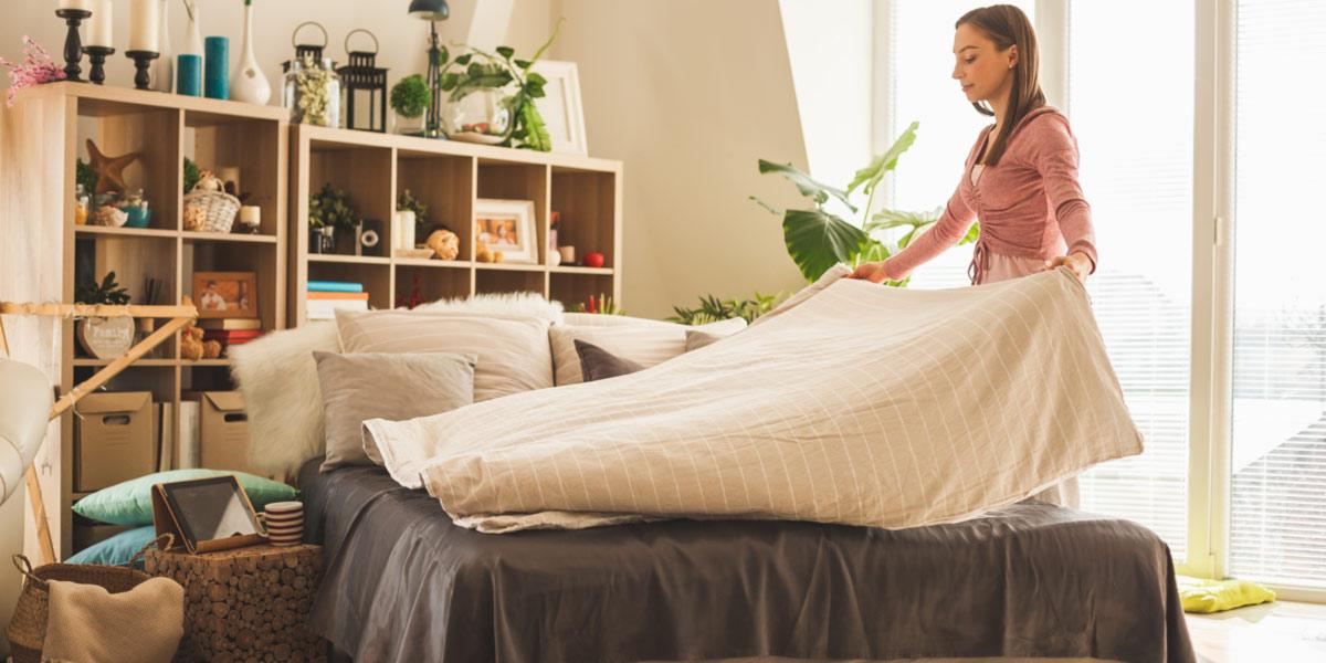 Especial de decoração: dicas e ideias para inspirar a decoração do seu quarto