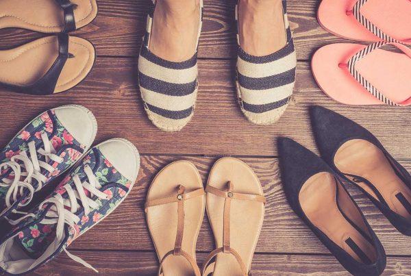 Dicas de sapatos femininos