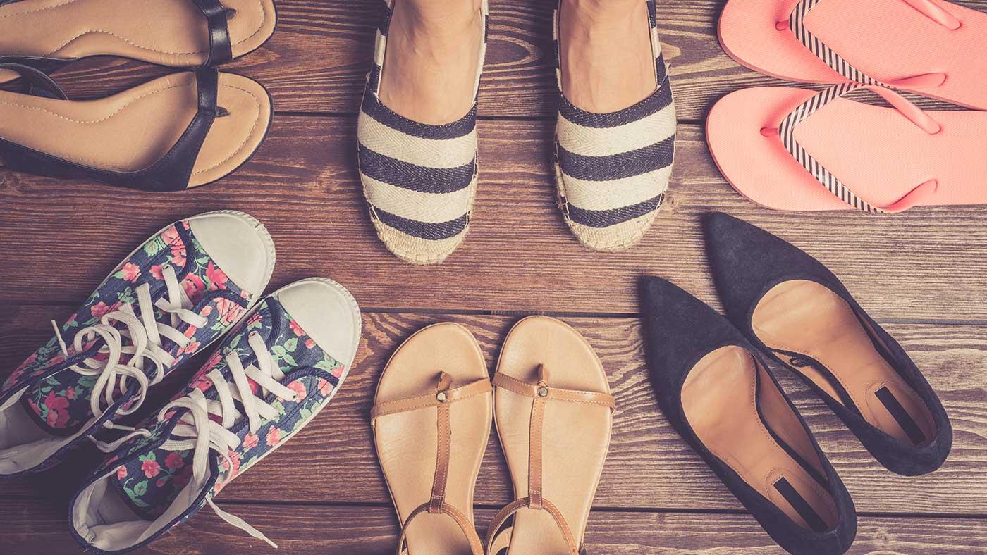 3 tipos de sapatos femininos e como usar em cada ocasião