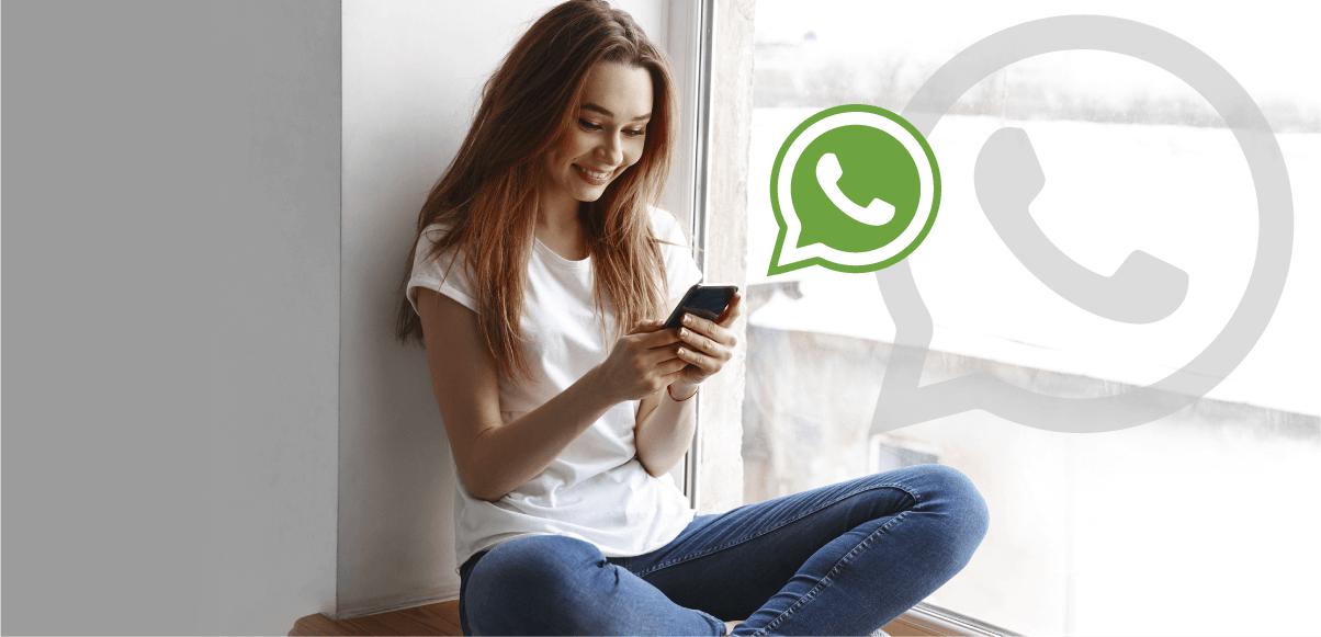 Aqui você pode comprar via WhatsApp