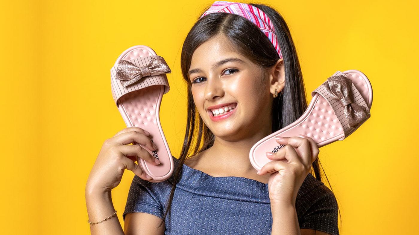 Pezinhos confortáveis, criança feliz: dicas de calçados para os pequenos